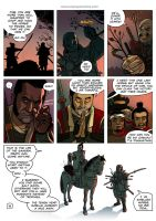 Ronin Blood, issue2, page 18 by EMPAYAcomics