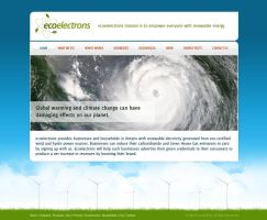 Ecoelectrons.com by depthskins