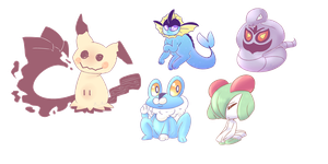pokemon is dead and mimikkyu killed them all by royalraptors