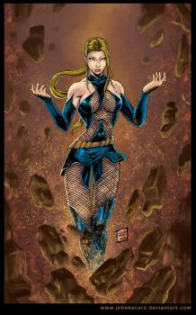 Commission: Irresistible Force by johnbecaro