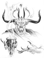 Mephistopheles by Level9Drow