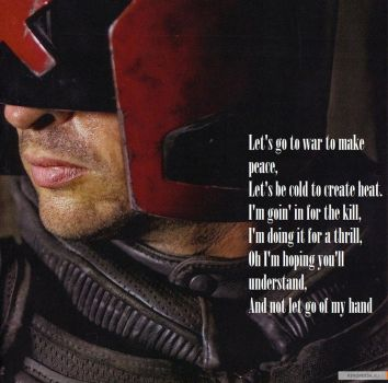 In For the Kill (Skrillex Remix) DREDD by MichaelsGal