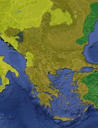 History of Religion in the Balkans 1400-2000 AD by Thumboy21