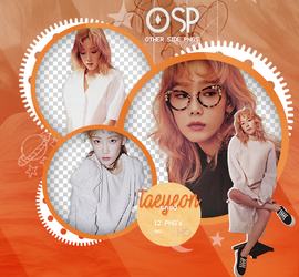 Taeyeon SNSD PACKpng #1 by MoonSober