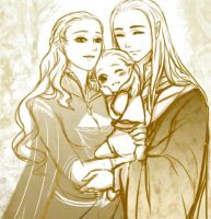 Mirkwood Family by AviHistten