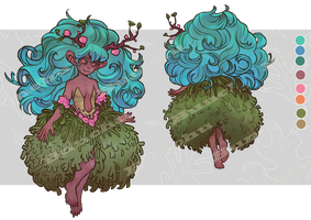 Forest fairy Adopt [AUCTION OPEN] by woollsia
