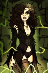 Bellatrix Lestrange REVAMPED by grantgoboom