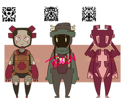 (OPEN) Adopts || Pixels by pw-adopts