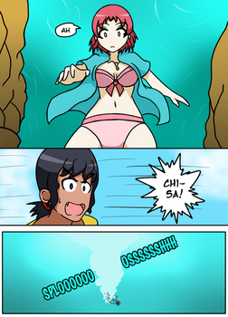 Shallow Sparkly Summer - Page 3 by JimLiesman