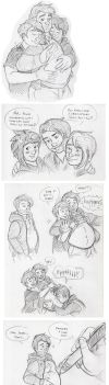Stardew Valley Poly Hubby Doodles by Fattlestacks