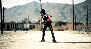 Radioactive Lindsey Stirling gif by juztkiwi