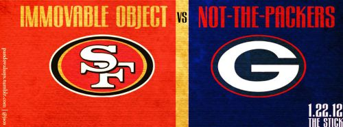 49ers vs Giants by jsos