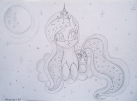 Princess of the night by kruszyna25
