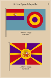 (Fictional) Second Spanish Republic II by Expect-Delays