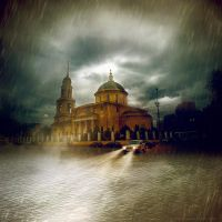 Great Ascension Church by inObrAS