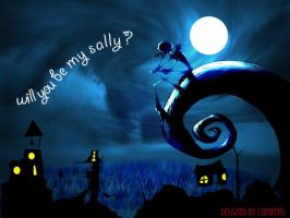 looking for sally by emoista66