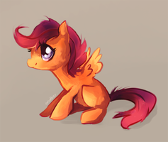 Scootaloo by Endber