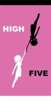 High Five by AsterAzul
