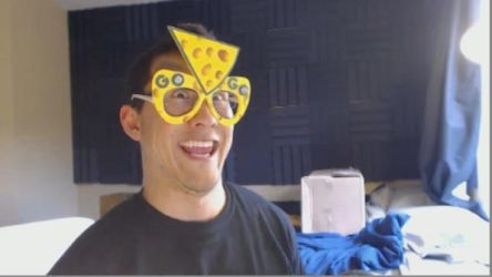 Markiplier got awesome glasses by SOAP687