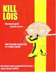 Stewie Griffin in Kill Lois by InsaneKane87