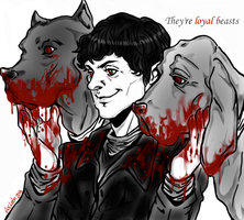 Ramsay Bolton by LucLeon