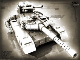 C-33 Tank by davecrypt