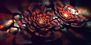 Flowers of Elysium by teundenouden