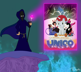 Cloaked Critic Reviews The Adventures of Unico by TheUnisonReturns