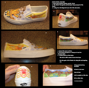 Postal Shoe- Almost Done by Jei-ness
