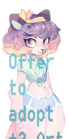 Offer to Adopt + Extra Art (Open) by Versicles