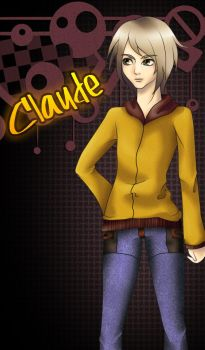CLAUDE by Hana-partytime