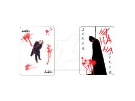 Joker Cards by Wicked-Pirate-Queen