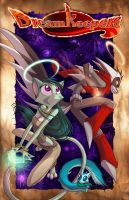 Bast and Lilith Poster by Dreamkeepers