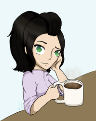 Cup of Coffee by rachie-may845