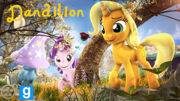 [DL] Dandelion [Pony] by MythicSpeed