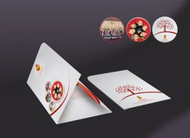 kuwait American School Folder by themerboy