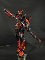 Astray Red Frame Nacht Strider Loadout by AlmightyElemento