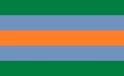 Polyaffective Pride Flag by NonMonoPrideFlags