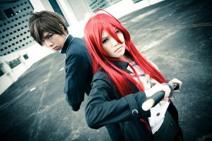 Shakugan no Shana IV by baby-ruby