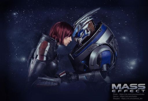 There is no Shepard without Vakarian by HoldW