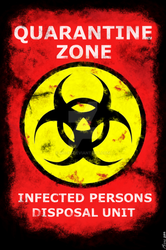 quarantine zone by mc-87