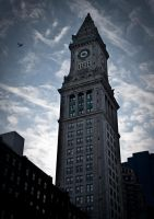 Tower in Boston by jgalvin