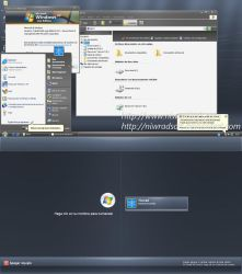 Live Remix XP 3.0 Grey by Niwradsoft
