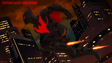 Dark Knight Beyond by Daystorm