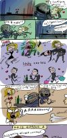 Mass Effect 2-3, doodles p.6 by Ayej