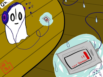 Don't cry Blooky! by UnknownAlice