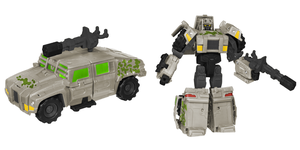 Power Master Ironhide Digibash by Air-Hammer