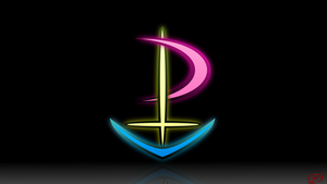 P (Pansexual) Walpaper - Night Edition by BlackWater627