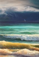 Before the storm..FOR SALE by AndriyMarkiv