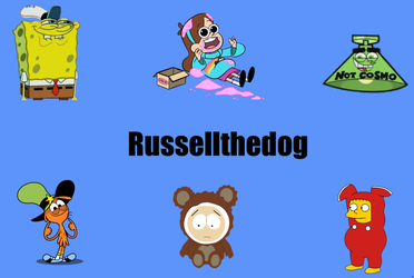 New Deviantart ID by russellthedog